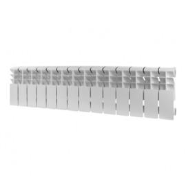 ROMMER Plus 200 радиатор алюминиевый (RAL9016)