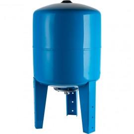 STOUT  750 л. Расширительный бак, гидроаккумулятор вертикальный (цвет синий)