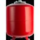 STOUT 700 л. Расширительный бак на отопление (цвет красный)