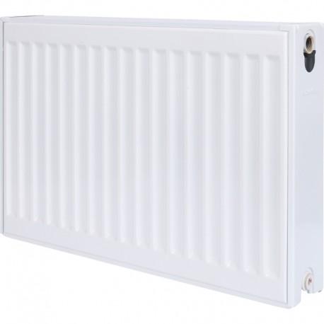 ROMMER 22/500/1100 радиатор стальной панельный боковое подключение Compact (цвет RAL 9016)